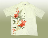 Royal Cattleya Hawaiian Men shirt