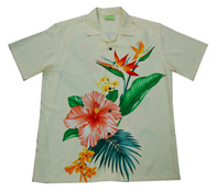 Tropic Flower Shirt