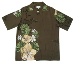 Hawaiian Scenic Men Shirt